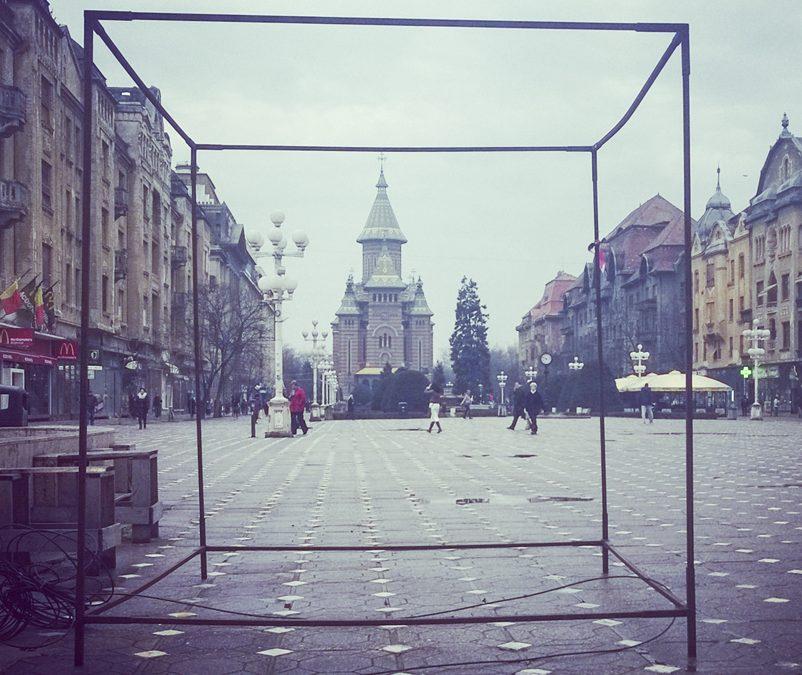 Timișoara la (în) Pătrat
