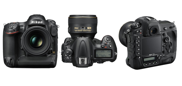 Nikon lanseaza noul varf de gama FX : Nikon D4S