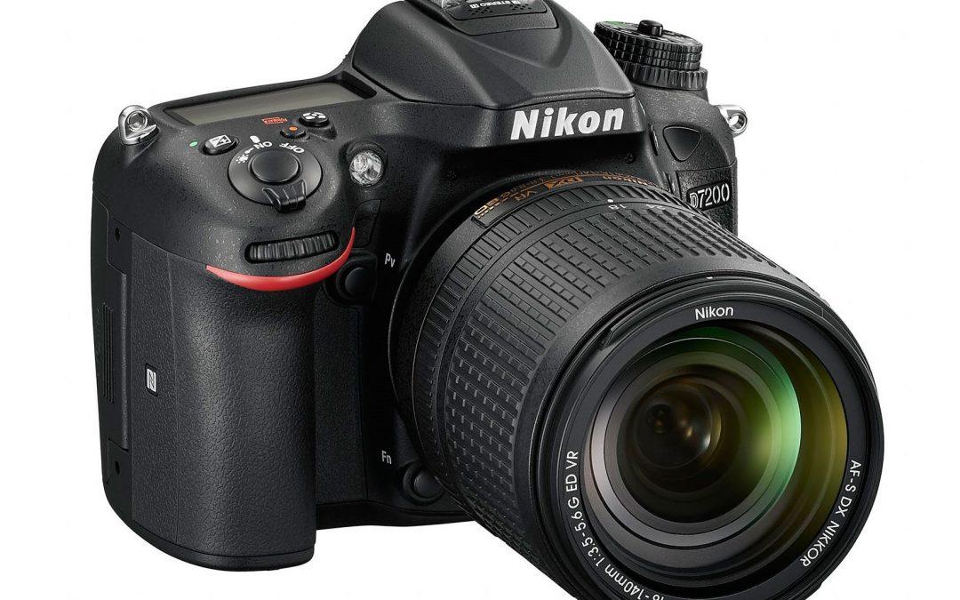 A aparut Nikon D7200