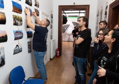 Galerie cursuri fotografie si videografie in Timisoara la SinPRO 0049