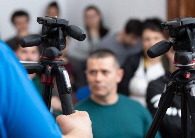 Galerie cursuri fotografie si videografie in Timisoara la SinPRO 0053