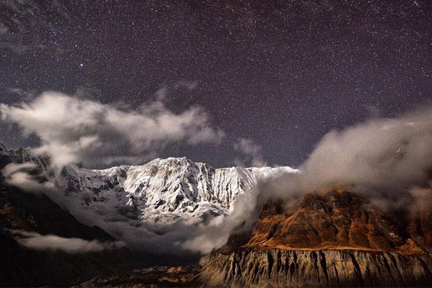 Poza zilei: In lumina lunii, fotografie realizata de Max Seigal
