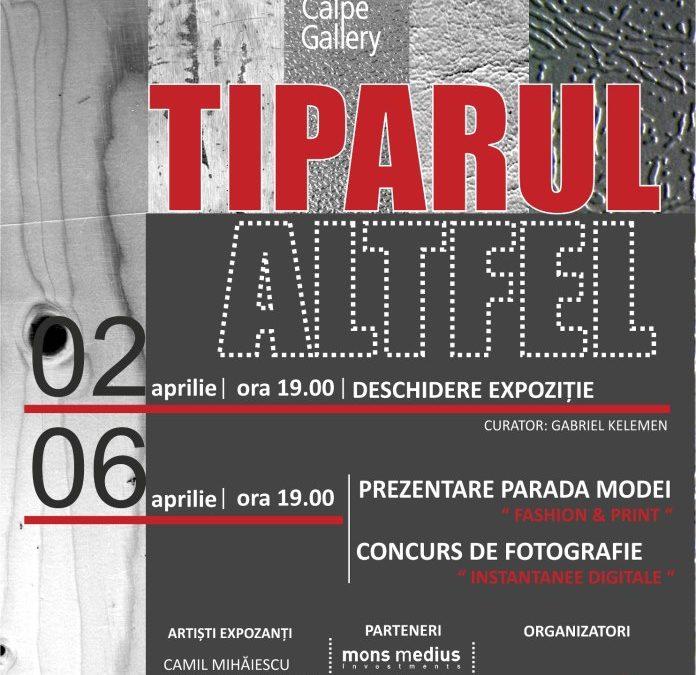 Vă invităm la Tiparul Altfel!