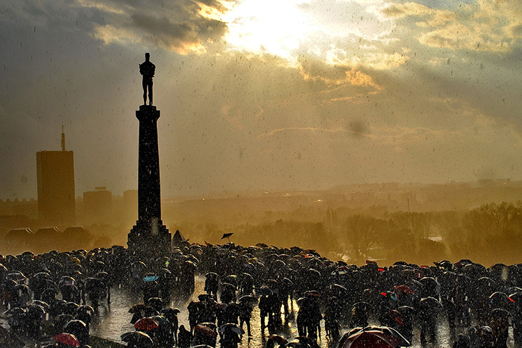 Victory Rain