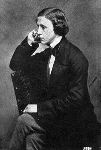 Lewis Carroll Autoportret