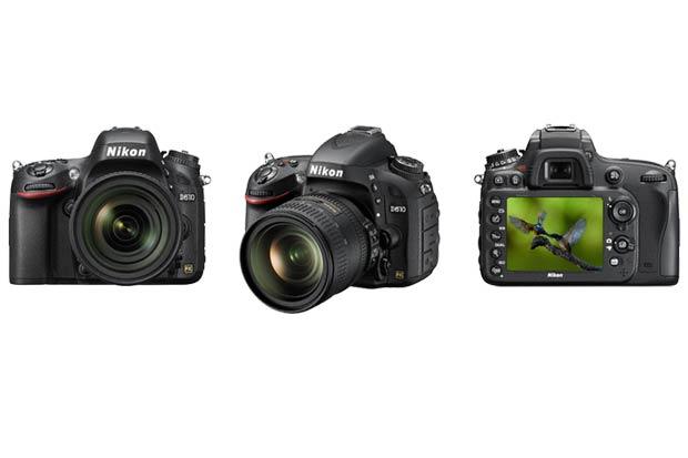 Nikon lanseaza un nou aparat foto D-SLR in format FX: Nikon D610