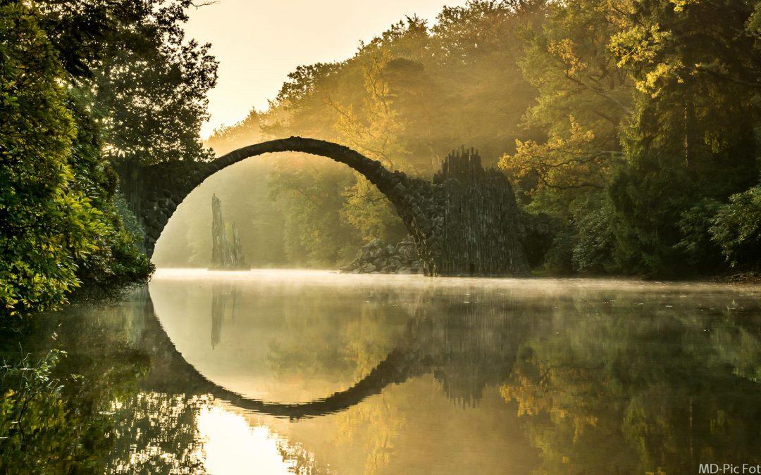 Poza zilei:  Podul, fotografie realizata de Marco D.
