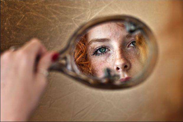Poza zilei: Oglinda, oglinjoara fotografie realizata de Els Baltjes