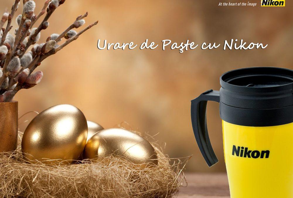 Urare de Paşte cu Nikon (Concurs)